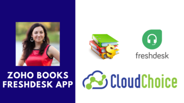 Zoho Books for FreshDesk, Our New Application on FreshDesk MarketPlace.